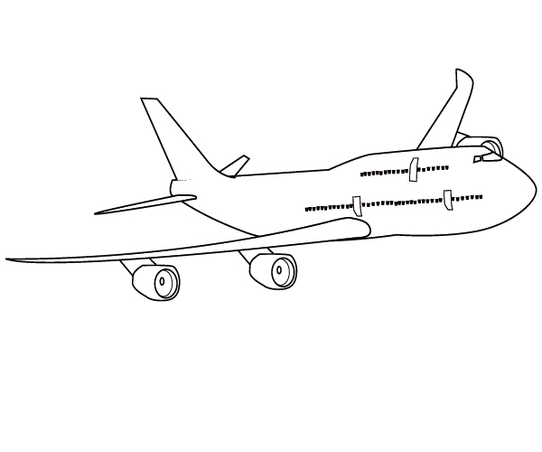 Coloriage avion - Coloriage avion ...
