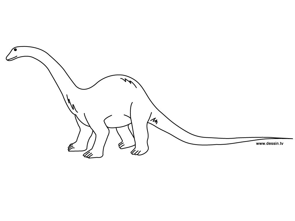 Coloriage diplodocus - Coloriage diplodocus ...