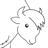 Dessin bison - Coloriage bison ...