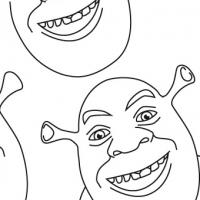 Dessin Shrek